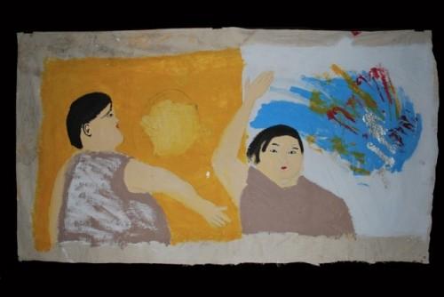 Natalie Morin à la Galerie d'art Louise et Reuben-Cohen de Moncton