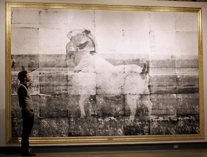 Rémi Belliveau à la Galerie d'art Louise et Reuben-Cohen