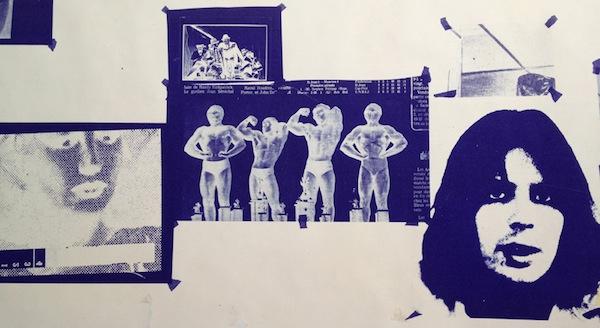 Herménégilde Chiasson à la Galerie Sans Nom